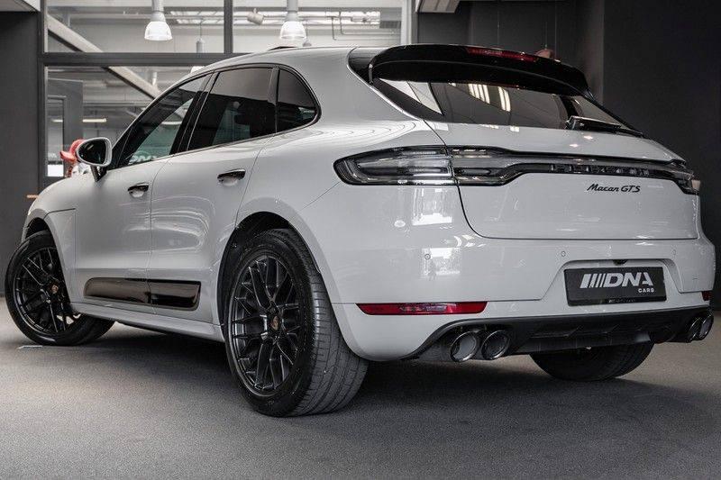 Porsche Macan GTS Krijt Bose Luchtvering Pano trekhaak 2.9 GTS afbeelding 2