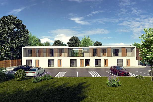 New Apartments in Formby