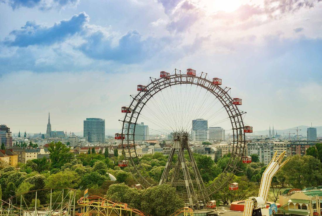 Riesenrad Ferris Wheel