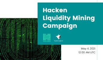 🌊⛏Launching Hacken liquidity mining campaign on KuCoin