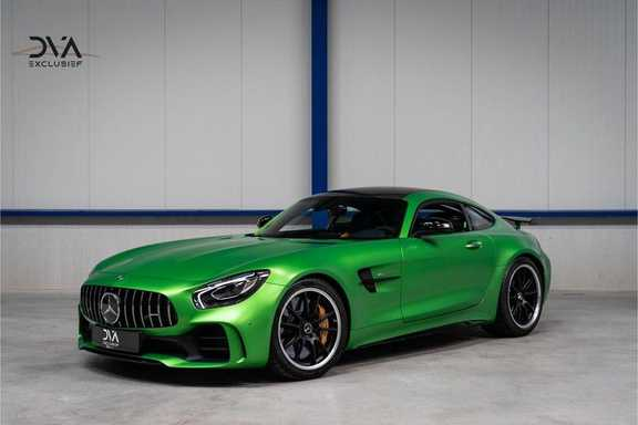 Mercedes-Benz AMG GT 4.0 R FabGar/Ceramic/TrackPack/Carbon