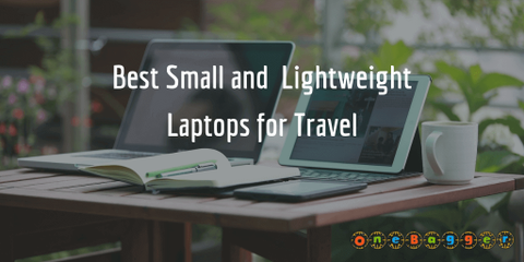 These are the best travel laptops which are small, lightweight and ultraportable based on suggestions of other travelers. Choose one from the list.