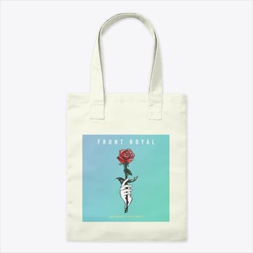 Tote Bag with Front Royal album artwork