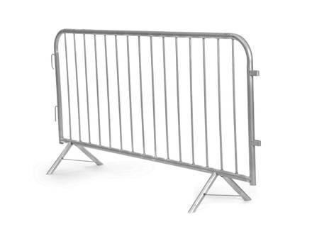 2.3m Crowd Control Barrier