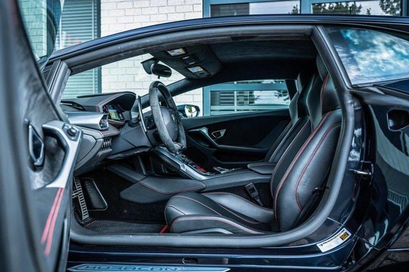 Lamborghini Huracan 5.2 V10 LP610-4, 610 PK, Keramiek, Nose Lift, Camera, Stitching, Rear/Wing, 33DKM, 2015!! afbeelding 4