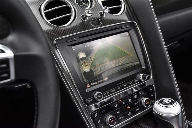 Bentley Continental GTC 4.0-V8 MULLINER CARBON+MASSAGE+NEKWARMER afbeelding 9