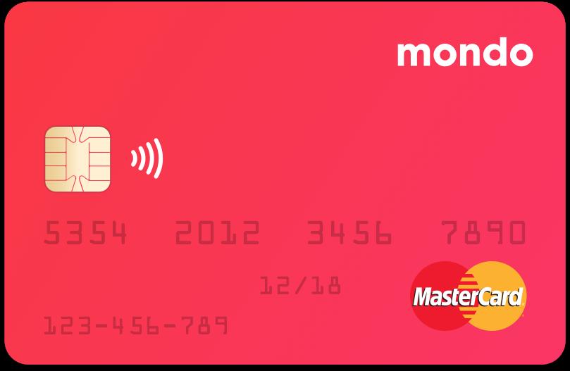 Mondo Alpha Card