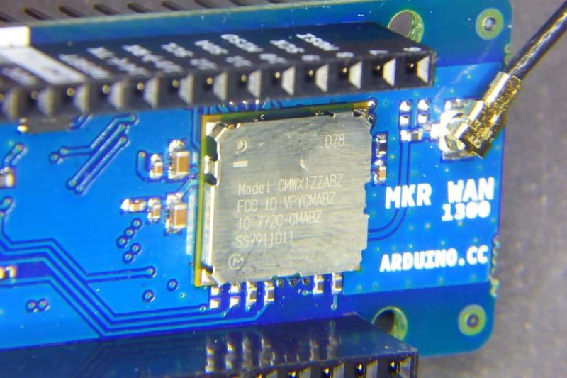 Arduino MKR WAN 1300 - Tinkerman