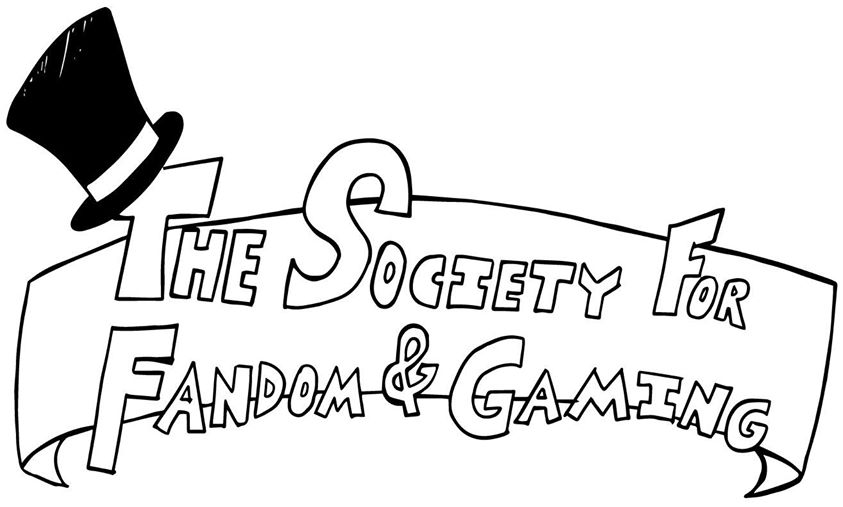 The Society For Fandom & Gaming Logo