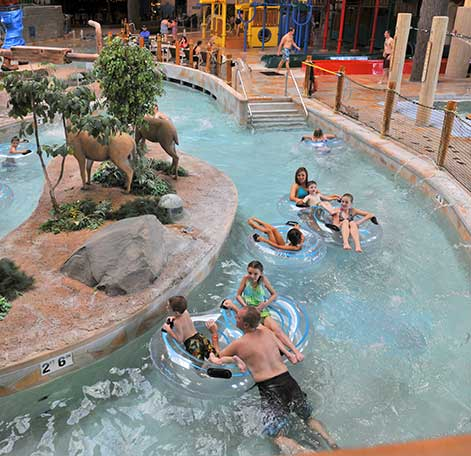 The Grand Lodge Waterpark Resort
