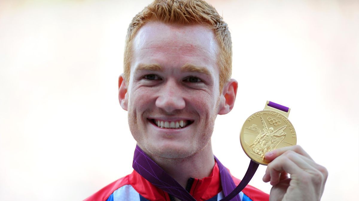 greg rutherford with gold medal