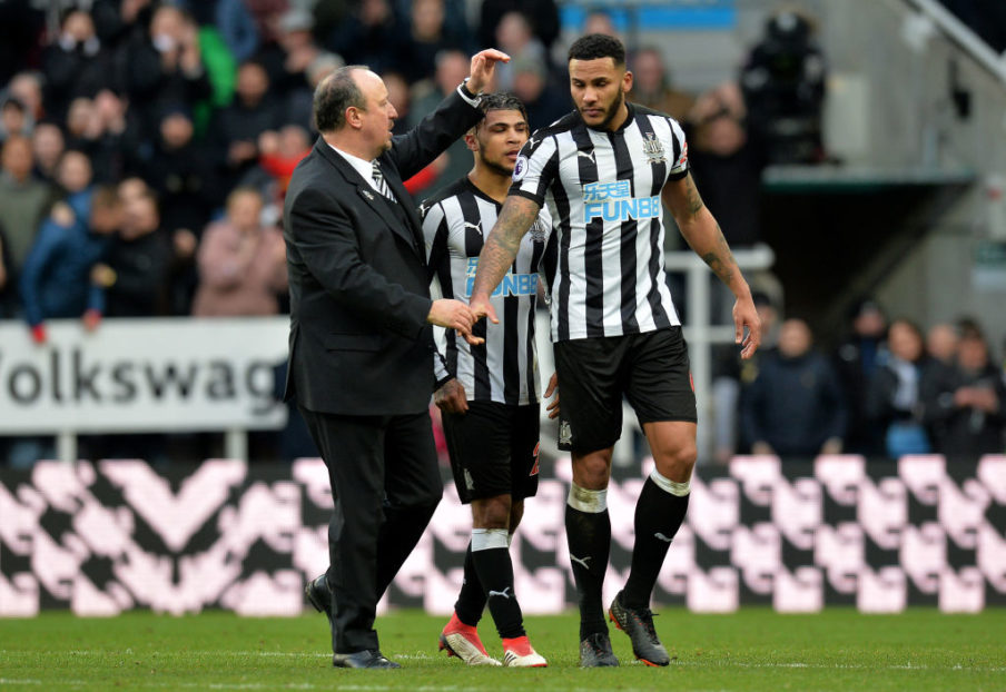 These Newcastle Players Could Potentially Make the World Cup