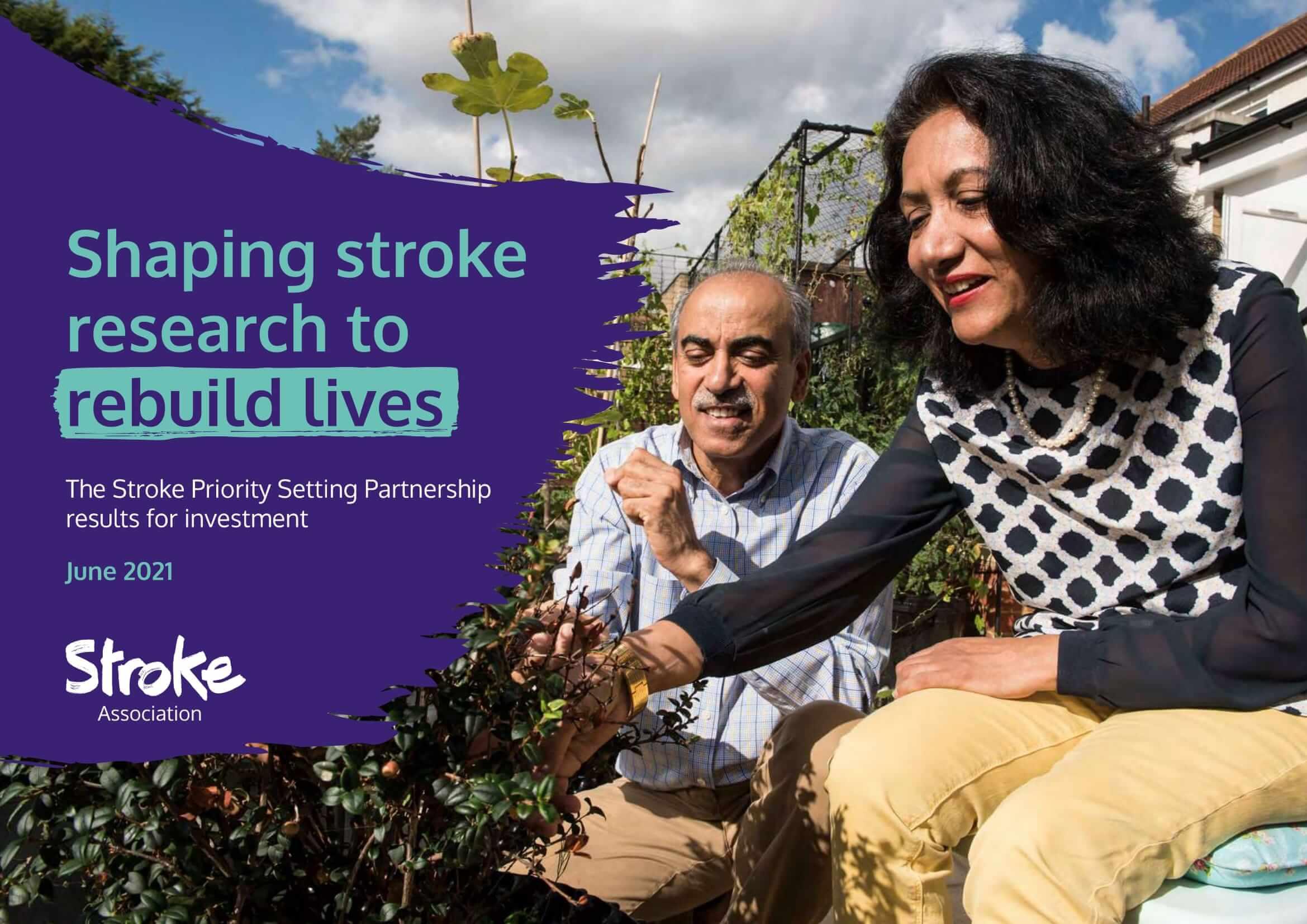 Priorities for Stroke Rehabilitation