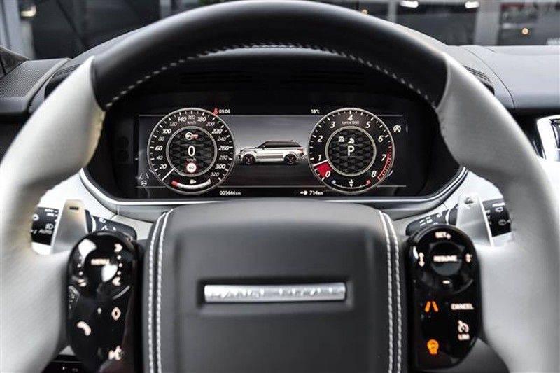 Land Rover Range Rover Sport 5.0 SVR CARBON+HEADUP+ACC+TR.HAAK NP.265K afbeelding 8