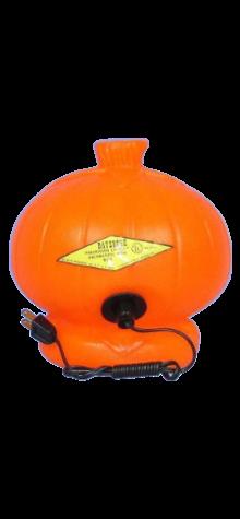 Bumpkin Pumpkin Lamp photo