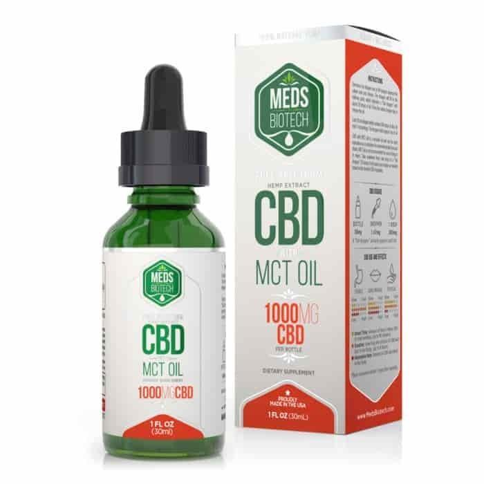 Cannabis oil (CBD and THC) brand