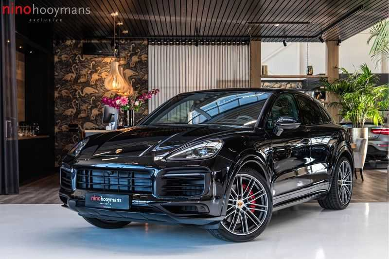 Porsche Cayenne Coupé 4.0 GTS | Head-up-Display | BOSE | Adaptieve luchtvering
