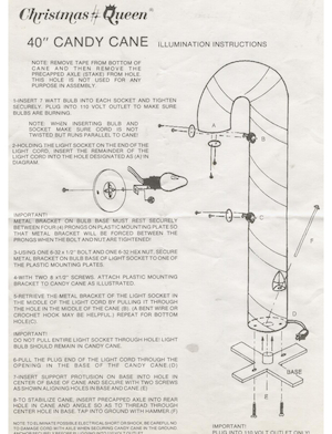 Empire Candy Cane Instruction Manual.pdf preview