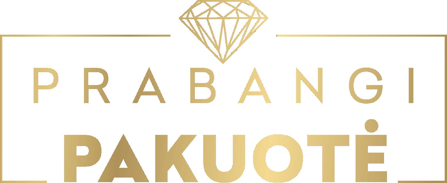 Prabangi pakuotė logo