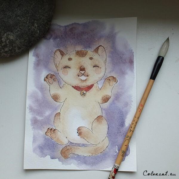 Рисунки, сентябрь
