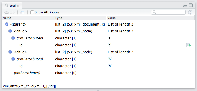 RStudio v1.1 Preview - Object Explorer | RStudio Blog