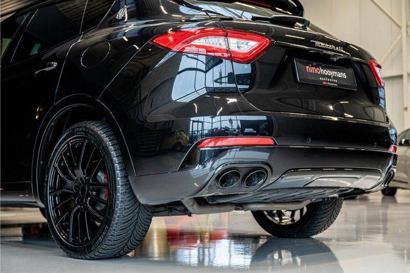 Maserati Levante 3.0 V6 D AWD | BTW | Black pack | Pano | Rood sticksel | Harman Kardon | Voertuigvolgsysteem | Nieuwe onderhoudsbeurt | afbeelding 7