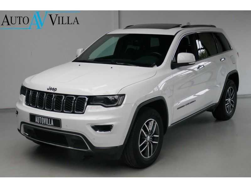 Jeep Grand Cherokee 3.6 Overland LIMITED 4x4