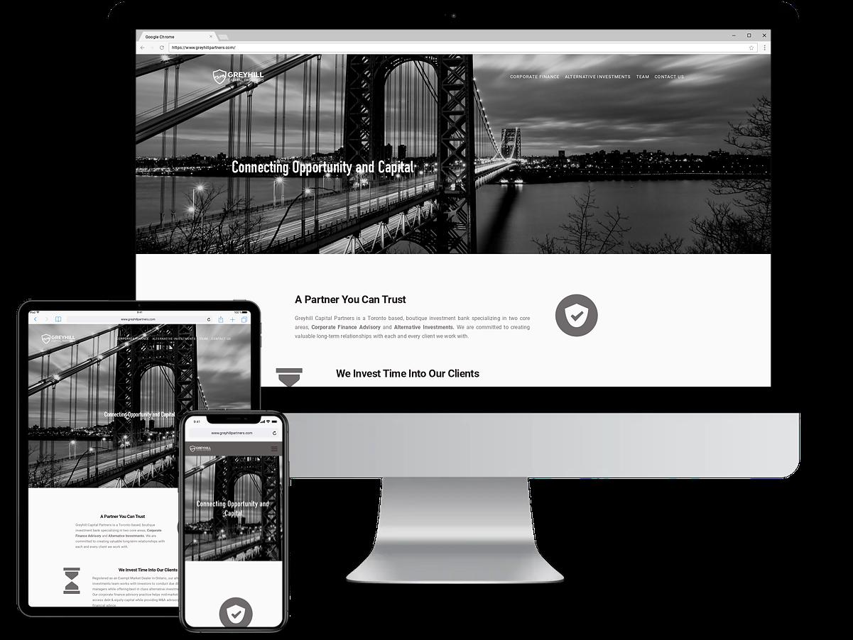 financial-advisor-web-design