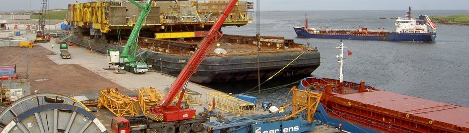 Decommissioning work