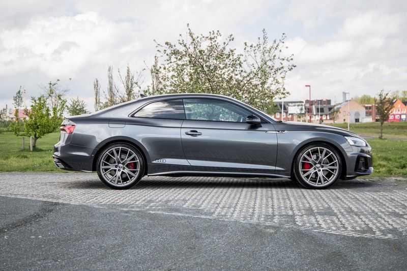 Audi A5 Coupé 45 TFSI quattro S edition Edition One   2 x S-Line   Navigatie   360 Camera  Head-Up Display   Leder/carbon interieur   Matrix LED   S-Sportstoelen   Garantie tot 10-2025* afbeelding 7