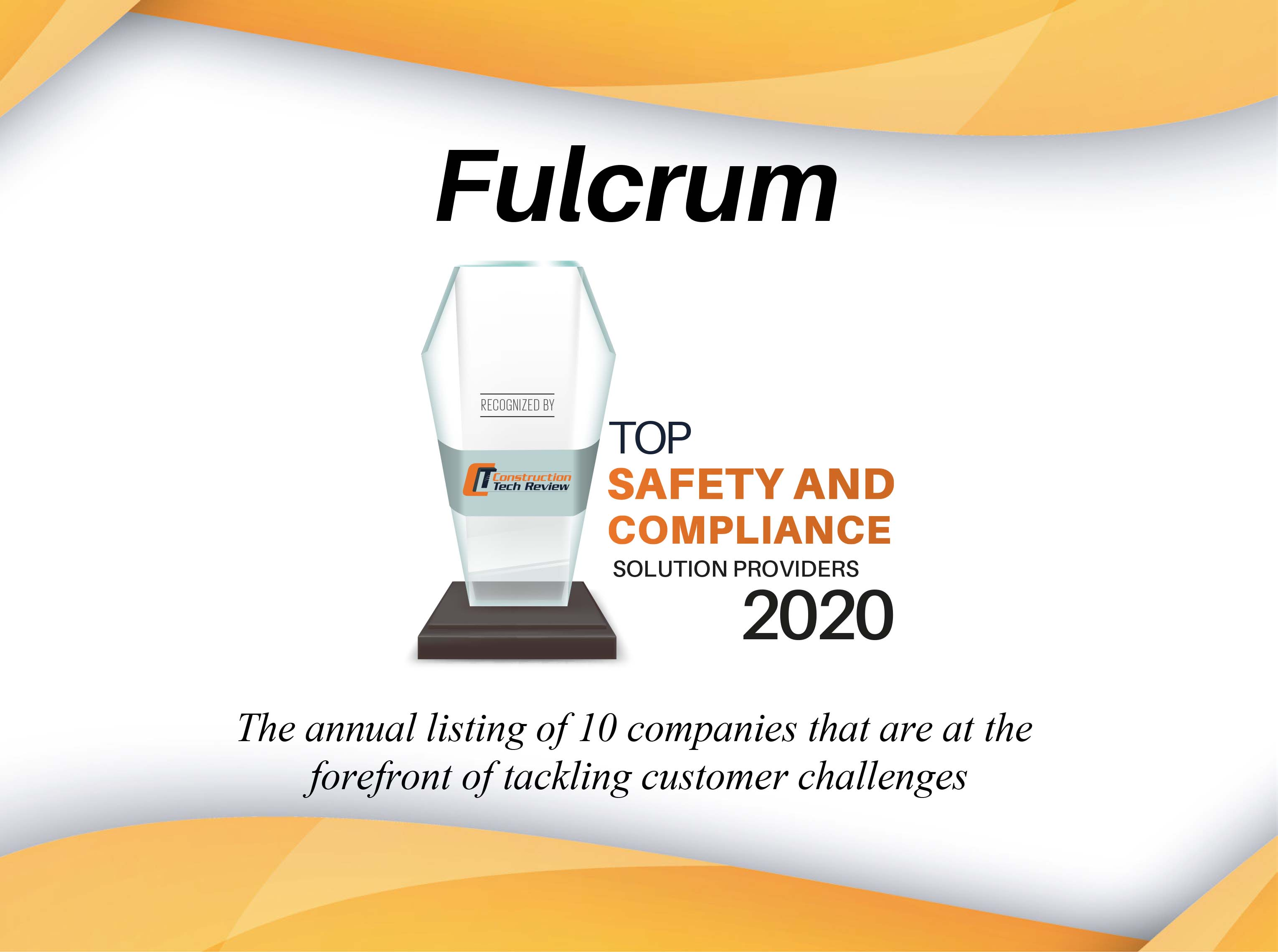 Top Safety and Compliance Solution Providers - Fulcrum