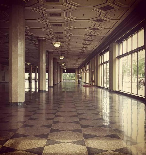 interior image of 808 gallery