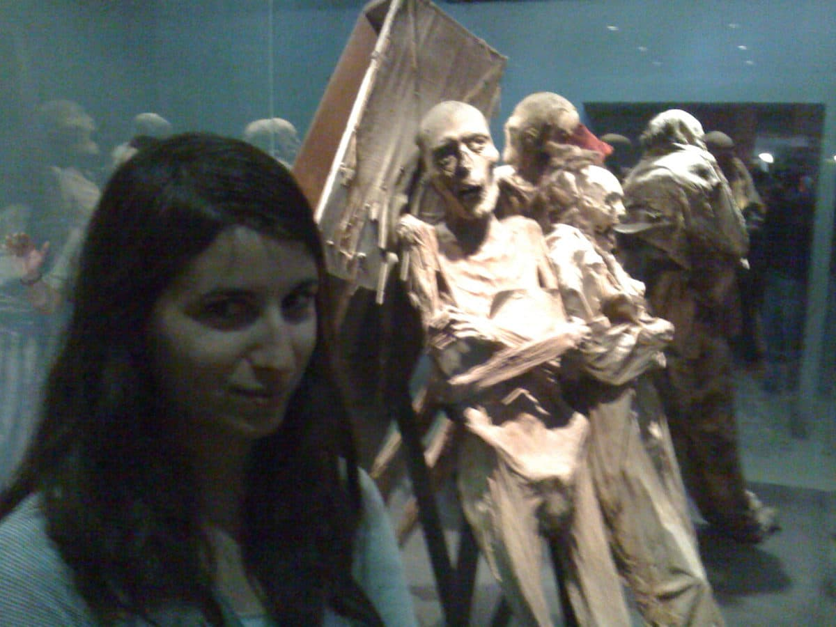 Mariam and Mummies
