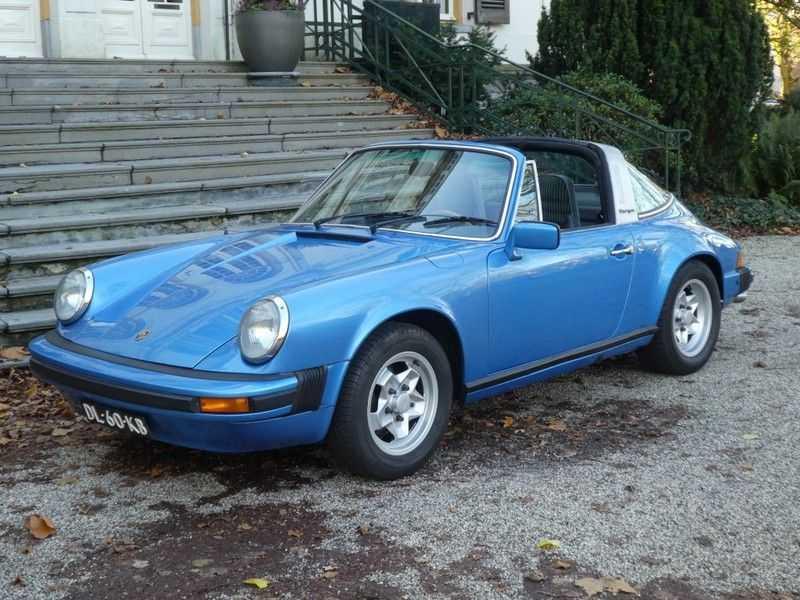 Porsche 911 3.0 SC Targa, Nederlandse auto, history compleet afbeelding 5