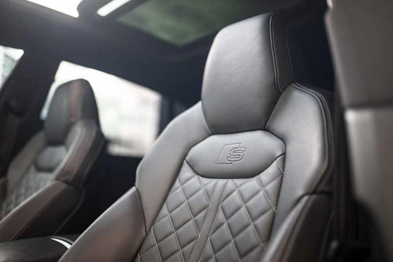 Audi SQ8 4.0 TDI Quattro *S-Sportstoelen / Pano / B&O / HUD / ACC / Nachtzicht* afbeelding 23