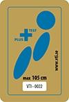 Logo testu Test Plus max 105