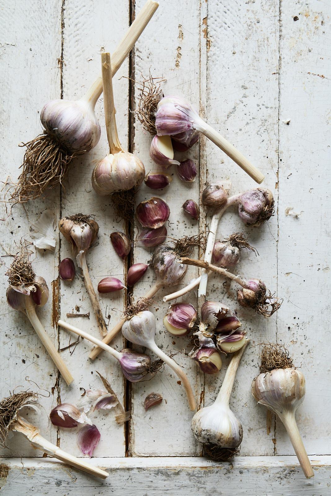Easy Garlic Confit