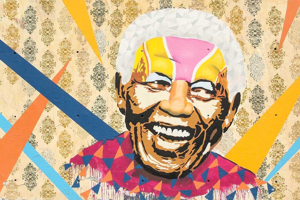 Nelson Rohihlahla Mandela
