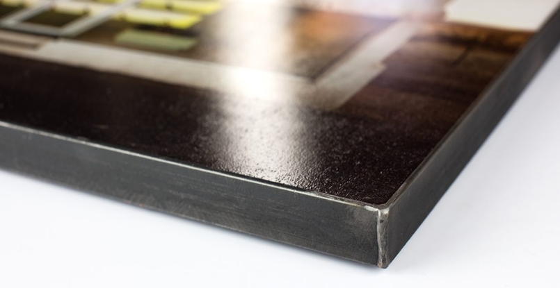 Welded Steel Frame