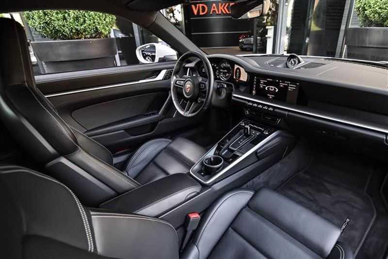 Porsche 911 4S LIFT+BURMESTER+SPORTDESIGN+PDCC NP.231K afbeelding 7