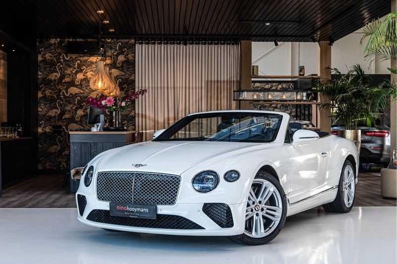Bentley Continental GTC 6.0 W12 | Dynamic Ride | Comfort Sport | Massage afbeelding 11