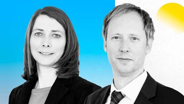 Dr. Mark-Steffen Buchele & Nadin Ernst