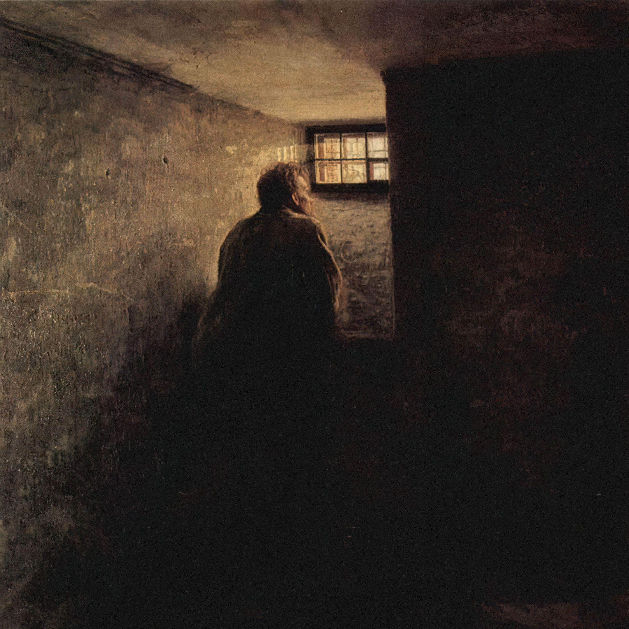 Картина «Заключённый», художник Николай Ярошенко, 1878год. Источник: wikipedia.org
