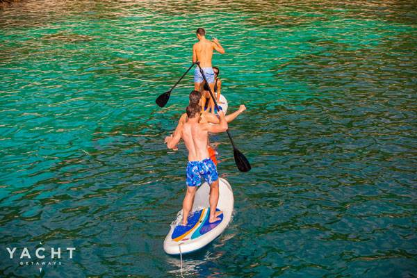 Get active in Kas on your Turkey sailing break