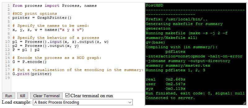 epim demo screenshot