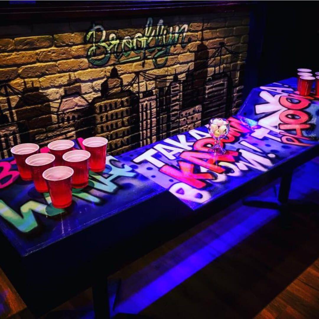 Brooklyn Bar - Call Lane - Beer Pong