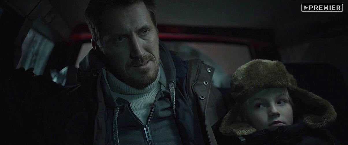 Кадр из сериала «Эпидемия»: Сергей (Кирилл Кяро) и Антон (Савелий Кудряшов)