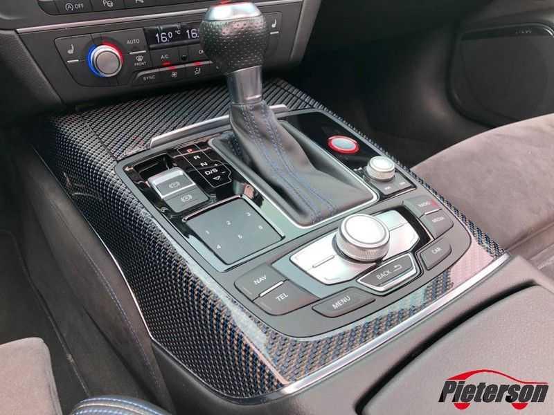 Audi RS6 Avant 4.0 TFSI Performance Facelift Carbon afbeelding 9