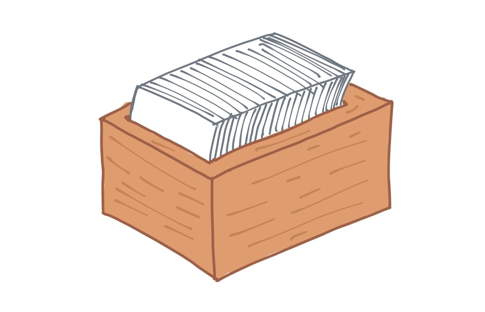 Slip-box