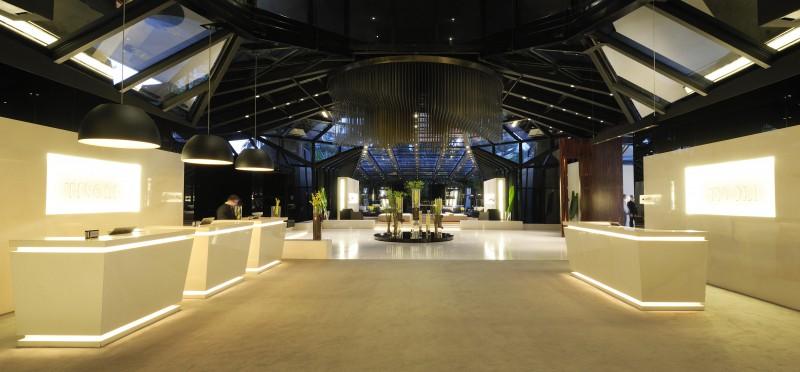 Lobby, Hotel Tivoli Sao Paulo